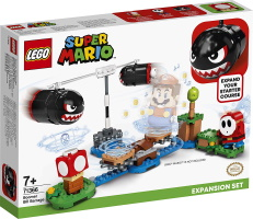 Extension Lego Super Mario : Le barrage de Bill Bourrins