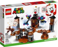 Extension Lego Super Mario : Le jardin hanté du roi Boo