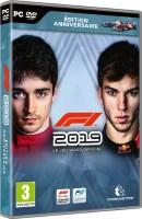 F1 2019 édition anniversaire (PC)