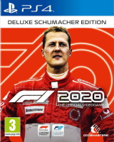 F1 2020 édition Deluxe Schumacher (PS4)