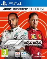 F1 2020 édition Seventy (PS4)