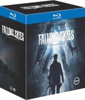 Falling Skies : intégrale (blu-ray)