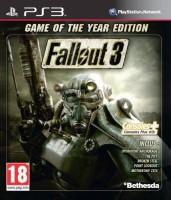 Fallout 3 édition jeu de l'année (PS3)