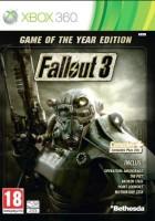 Fallout 3 édition jeu de l'année (Xbox 360)
