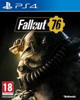 Fallout 76 (PS4) + bobblehead