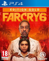 Far Cry 6 édition Gold (PS4)