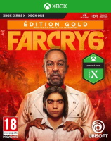Far Cry 6 édition Gold (Xbox One)