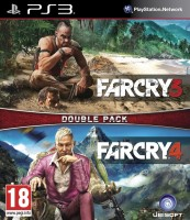 Compilation Far Cry 3 + Far Cry 4 (PS3)