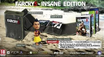 Far Cry 3 édition insane