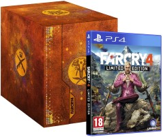 Far Cry 4 édition collector (PS4)