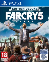 Far Cry 5 édition Deluxe (PS4)