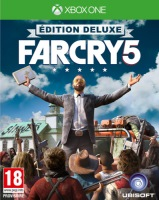 Far Cry 5 édition Deluxe (Xbox One)