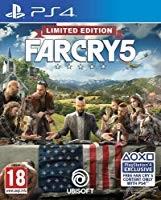 Far Cry 5 édition limitée (PS4)