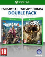Double pack Far Cry Primal + Far Cry 4 (Xbox One)