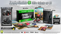 Farming Simulator 17 édition collector (PC)