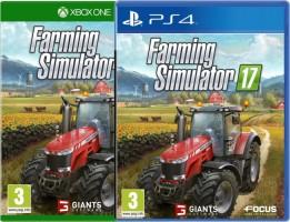 Farming Simulator 17 (PS4, Xbox One)