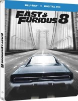 Fast & Furious 8 édition steelbook (blu-ray)