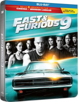 Fast & Furious 9 édition steelbook (blu-ray)