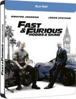 Fast & Furious: Hobbs and Shaw édition steelbook (blu-ray)
