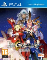 Fate/Extella :The Umbral Star (PS4)