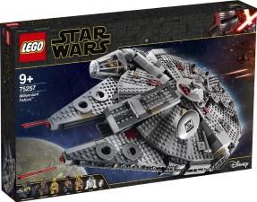 """Lego """"Faucon Millenium"""" 75257"""