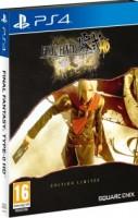 Final Fantasy Type-0 HD édition limitée (PS4)