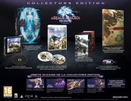Final Fantasy XIV : A Realm Reborn édition collector (PS3)