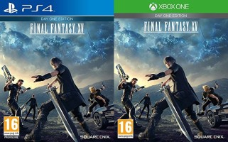 Final Fantasy XV édition Day One (PS4)