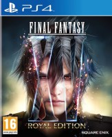 Final Fantasy XV édition royale (PS4)