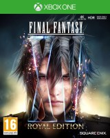 Final Fantasy XV édition royale (Xbox One)