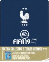 FIFA 19 édition collector 2 étoiles ultimate