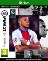 FIFA 21 édition champions (Xbox One)