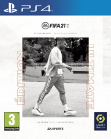 FIFA 21 édition ultimate (PS4)