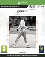 FIFA 21 édition ultimate (Xbox One)