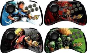 Fight Pads Mad Catz Street Fighter IV