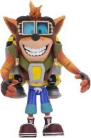 Figurine Crash Bandicoot avec jetpack