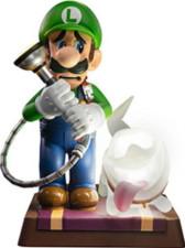 "Figurine Luigi ""Luigi's Mansion 3"" édition collector par F4F"