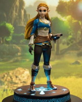 "Figurine Zelda ""Breath of the Wild"" édition collector par F4F"