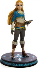 "Figurine Zelda ""Breath of the Wild"" par F4F"