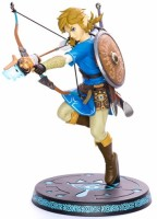 Figurine Link Breath of the Wild par First 4 Figures