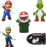 Pack de 5 figurines Mario, Luigi and Co