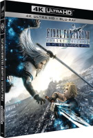 Final Fantasy VII: Advent Children Complete (blu-ray 4K)