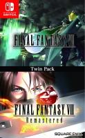 Final Fantasy VII & Final Fantasy VIII Remastered (Switch)