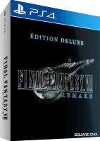 Final Fantasy VII Remake édition Deluxe (PS4)