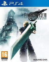 Final Fantasy VII HD Remake (PS4) + écusson offert