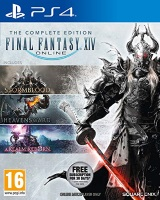 Final Fantasy XIV : The Complete Edition (PS4)