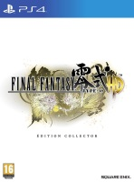 Final Fantasy Type-0 HD édition collector (PS4)