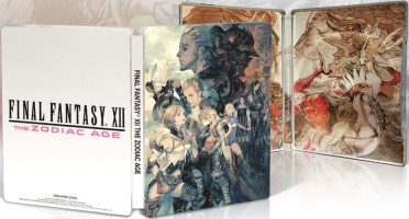 Final Fantasy XII : The Zodiac Age édition steelbook (PS4)