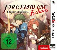 Fire Emblem Echoes : Shadows of Valentia (3DS)