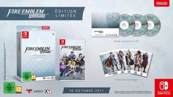Fire Emblem Warriors édition limitée (Switch)